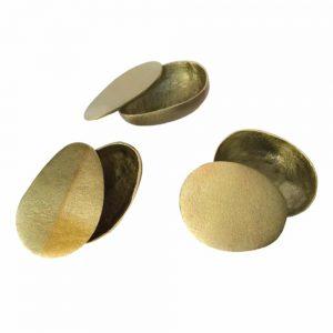 Aluminum Pebble Bowl