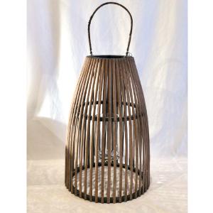 Lg. Bamboo Palowan Lantern
